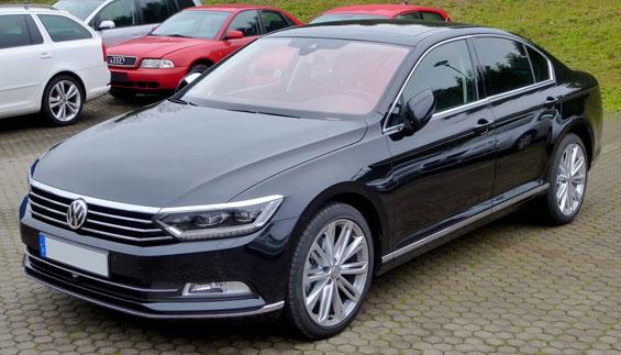 Volkswagen Passat car model