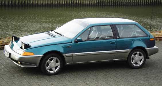 Volvo 480 car model