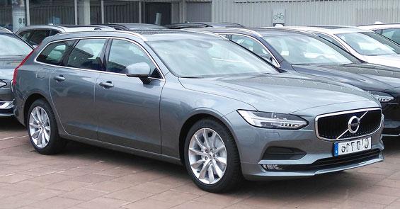 Volvo V90 car model