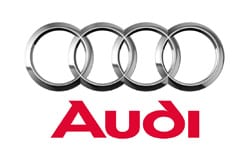 audi Official Logo of the Company