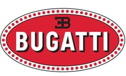 Bugatti Official Logo of the Company