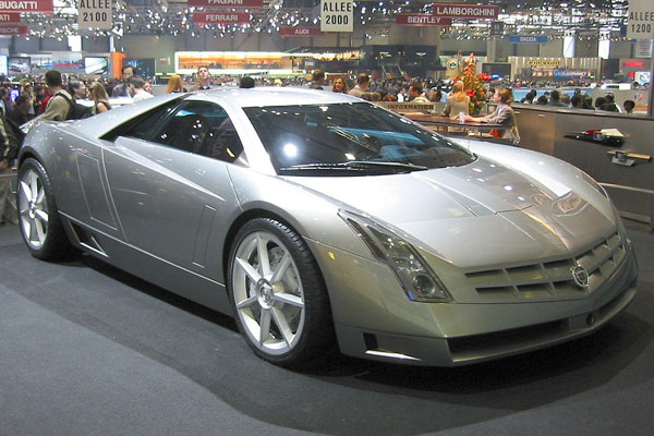 Cadillac Car Models List