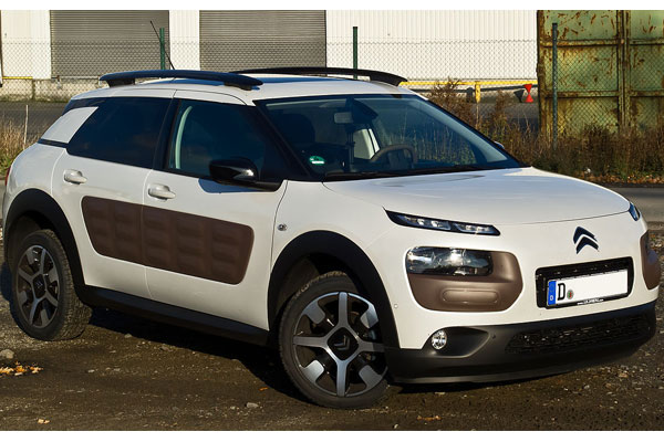 Citroen Car Models List