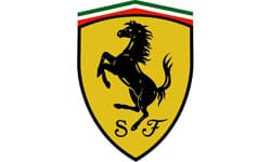 Ferrari Car Models List