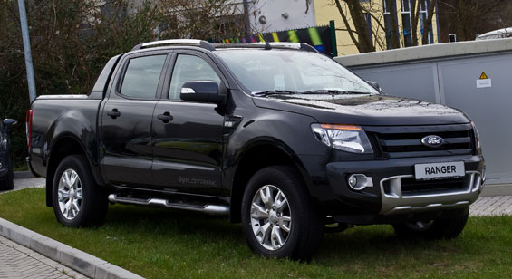 Ford Ranger car model