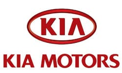 Kia Official Logo of the Company