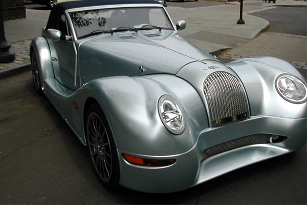 Morgan Car Models List