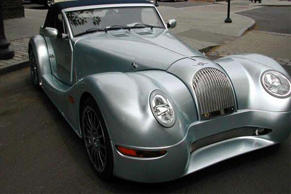 Morgan Car Models List