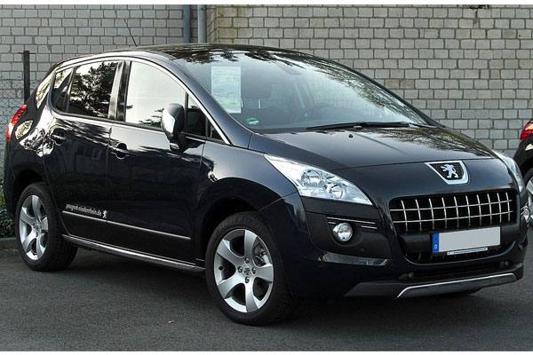 Peugeot Car Models List