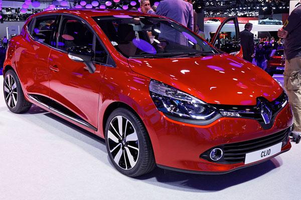 renault Car Models List