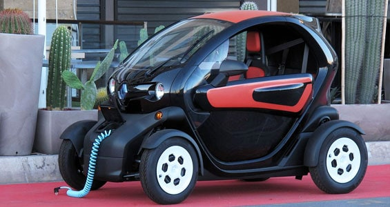 renault twizy car model