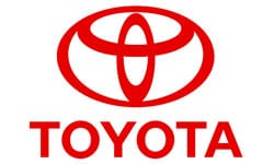 toyota Official Logo of the Company