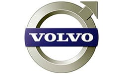 Volvo Official Logo of the Company