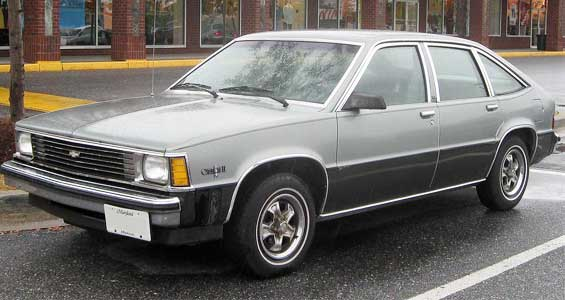 Chevrolet Citation car model