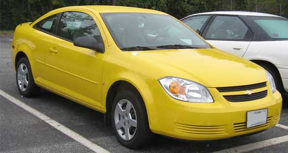 Chevrolet Cobalt car model