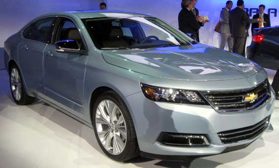 Chevrolet Impala car model