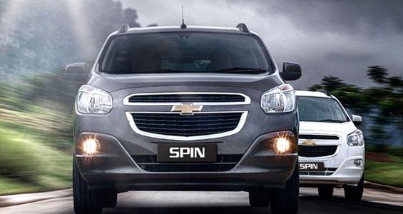 Chevrolet Spin car model