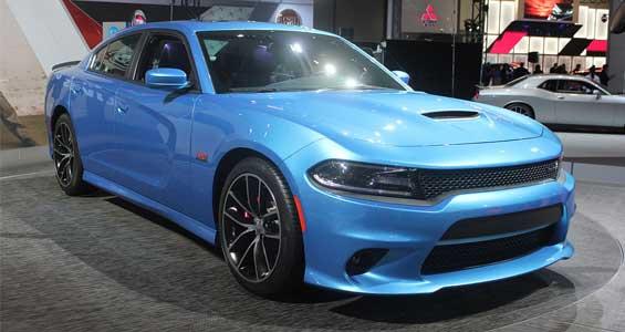 Dodge Charger car model