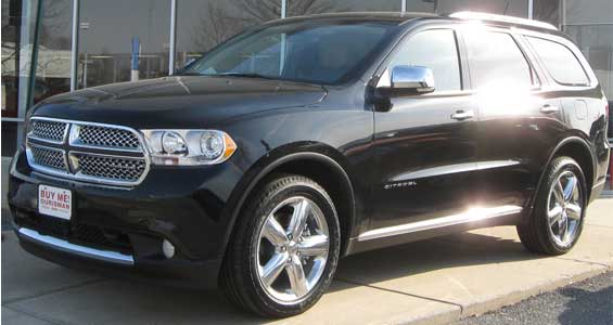 Dodge Durango car model