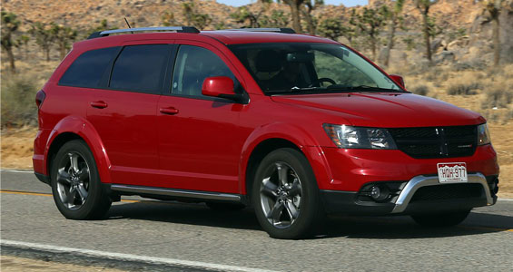 Dodge Journey car model