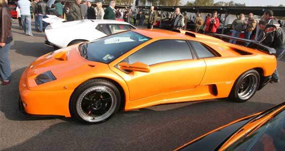 Lamborghini Diablo car model