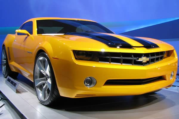 Chevrolet Car Models