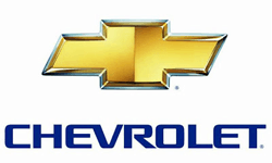 Chevrolet Official Logo of the Company