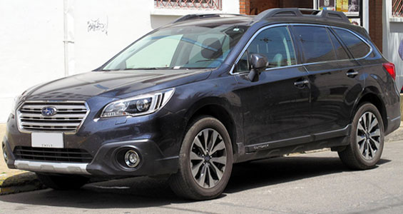 Subaru Outback car model