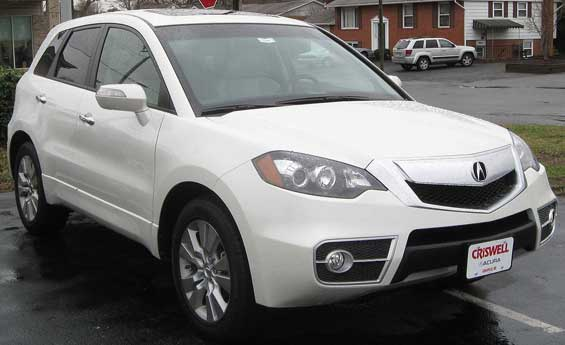 Acura RDX car model
