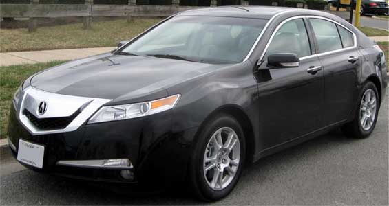 Acura TL car model