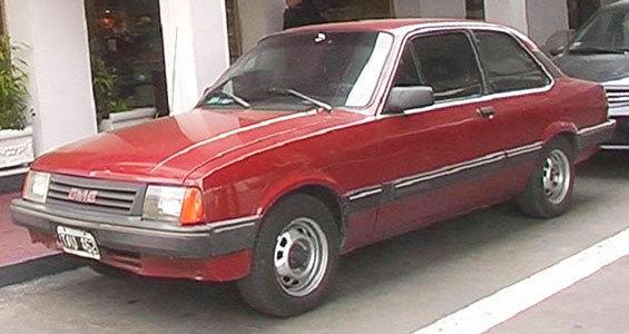 GMC Chevette Car Model