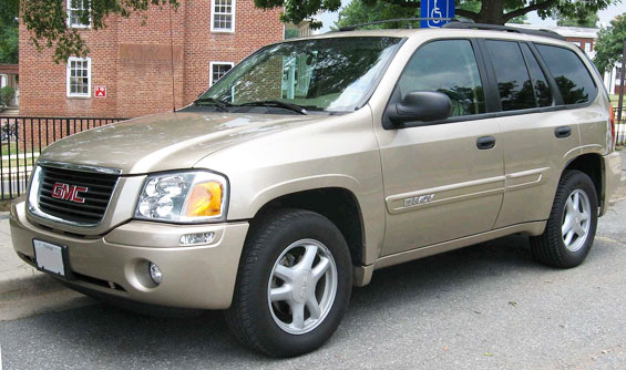 GMC Envoy Car Model