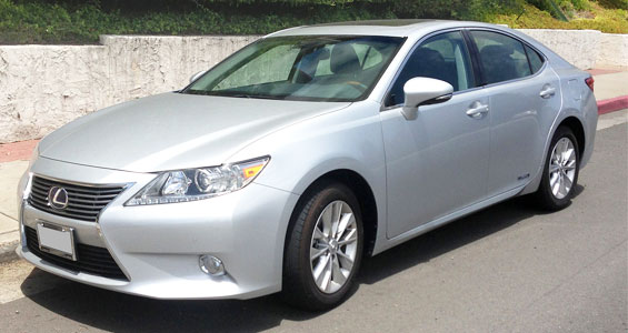 Lexus ES Car Model