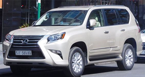 Lexus GX Car Model