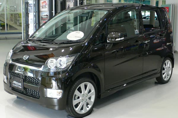daihatsu car models list