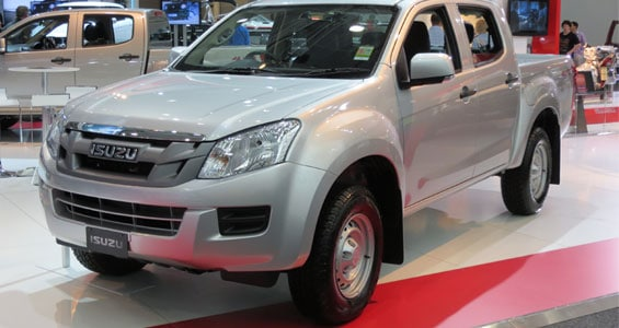All Isuzu Models | Full list of Isuzu Car Models & Vehicles