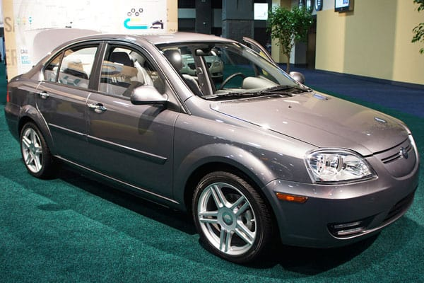 Coda Car Models List