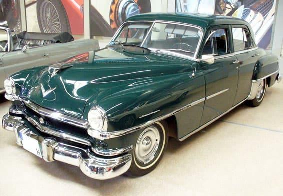 Chrysler Saratoga Car Model