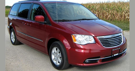 Chrysler Town and Country car model