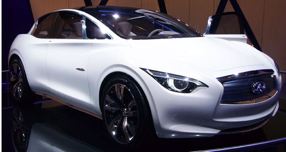 Infiniti Etherea car model