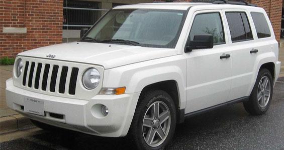 Jeep Patriot car model
