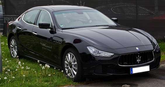 Maserati Ghibli car model