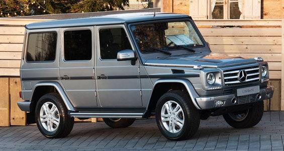 Mercedes-Benz G-Class car model
