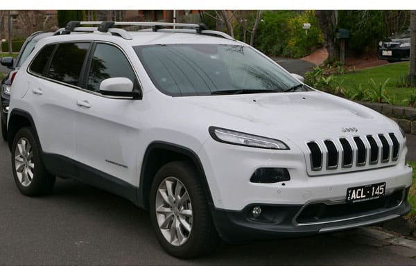 Jeep Car Models List
