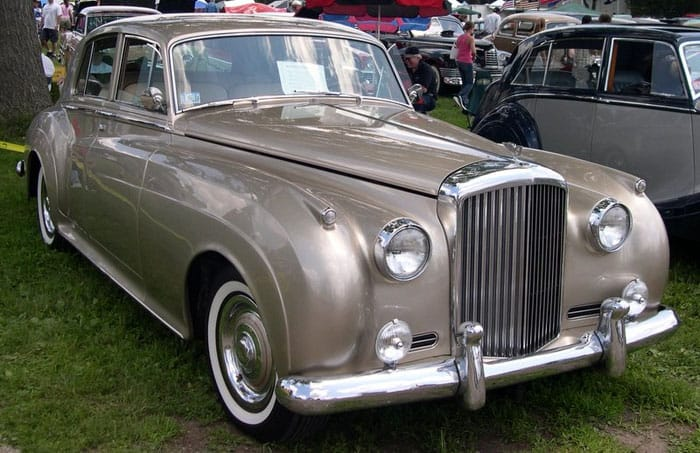 Bentley S series Standard Saloon