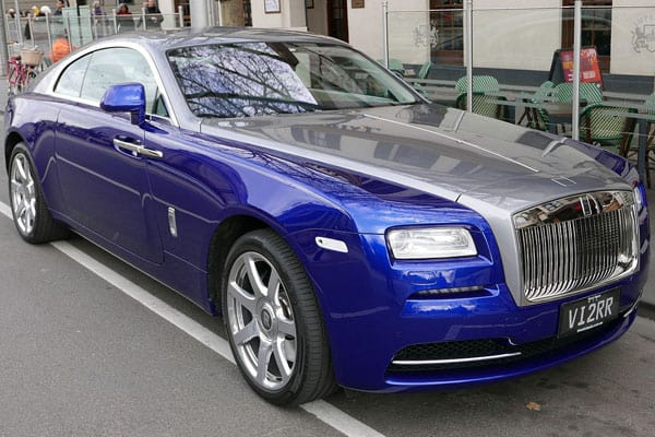 Rolls Royce Car Models List
