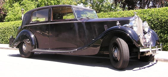 Rolls-Royce Phantom III Car Model