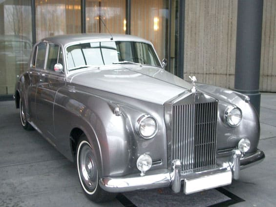 Rolls-Royce Silver Cloud Car Model