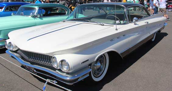 Buick Invicta car model