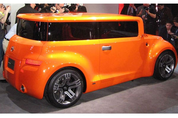 Scion Car Models list